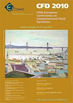 Proceedings and Book of Abstracts of the Fifth European Conference on Computational Fluid Dynamics