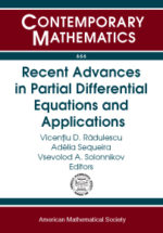 Recent Advances in Partial Differential Equations and Applications